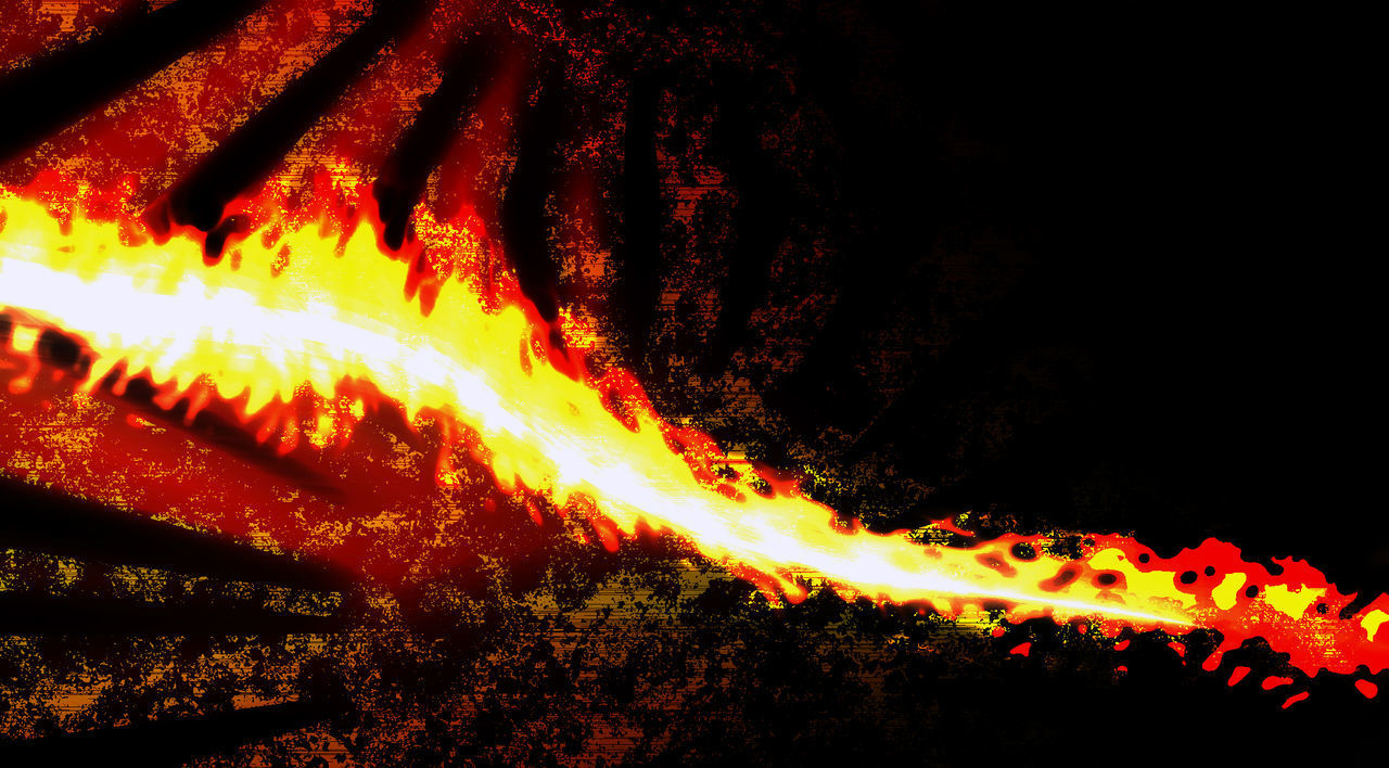 Made by me. Abstract Burning Close-up Design Fire Flame Flames Glowing Heat - Temperature Illuminated Motion No People Webdesign