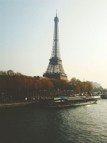 City Architecture Business Finance And Industry Iron - Metal Outdoors Paris ❤ Eiffel Tower♥