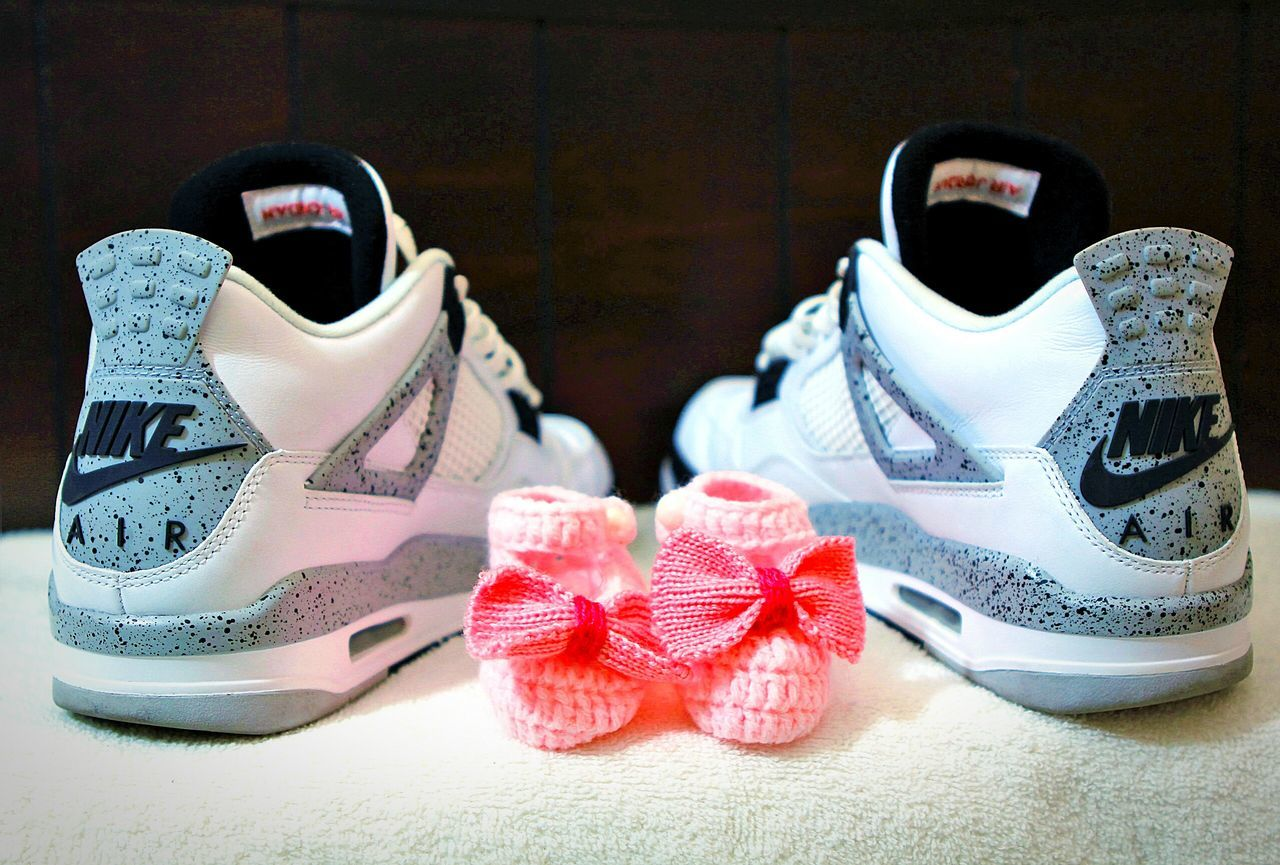 Still remember the feeling of excitement.Babyshoes  Dadtobe EyeEmNewHere Canonbabies Babyphotography Ogjordans. Nikeairjordan Nike✔ Cute Family❤ Freelance Life Second Acts Canon60d Shoe Be. Ready.