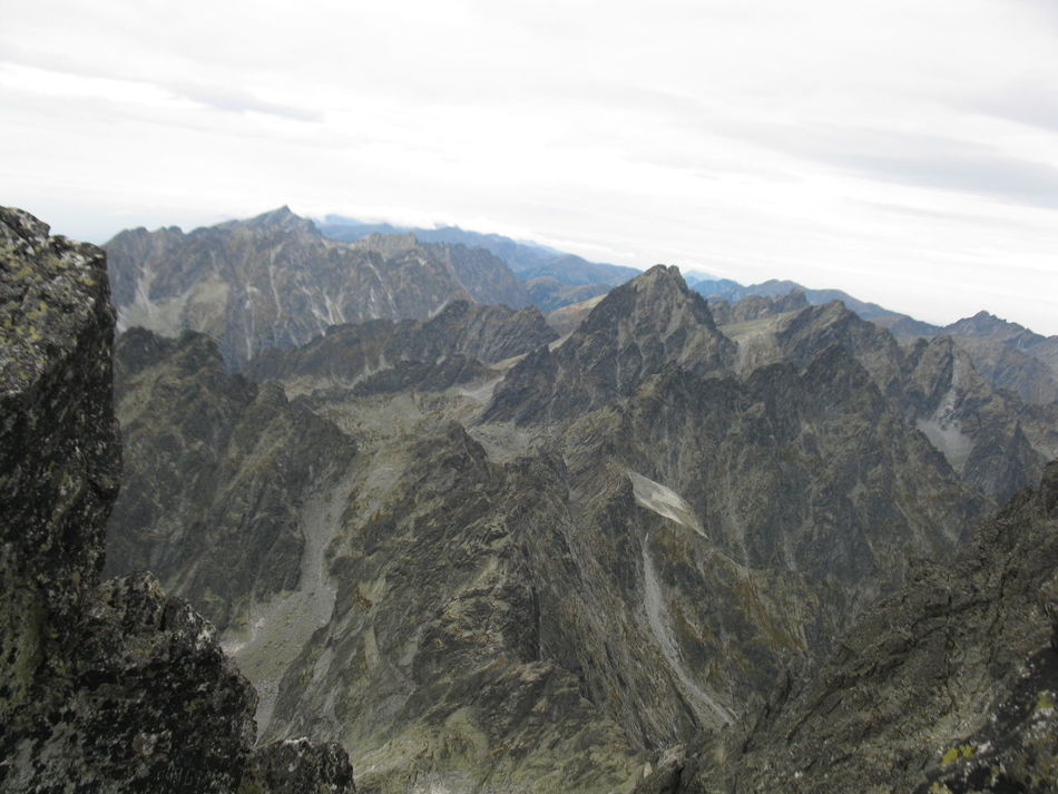 Gerlach, Tatry (Slovakia) Gerlach Gierlach Tatry EyeEmNewHere Outdoors Berge Gory Mountains Wysoka Landscape Top Mountain Panorama Rocks Summit Betterlandscapes Flying High