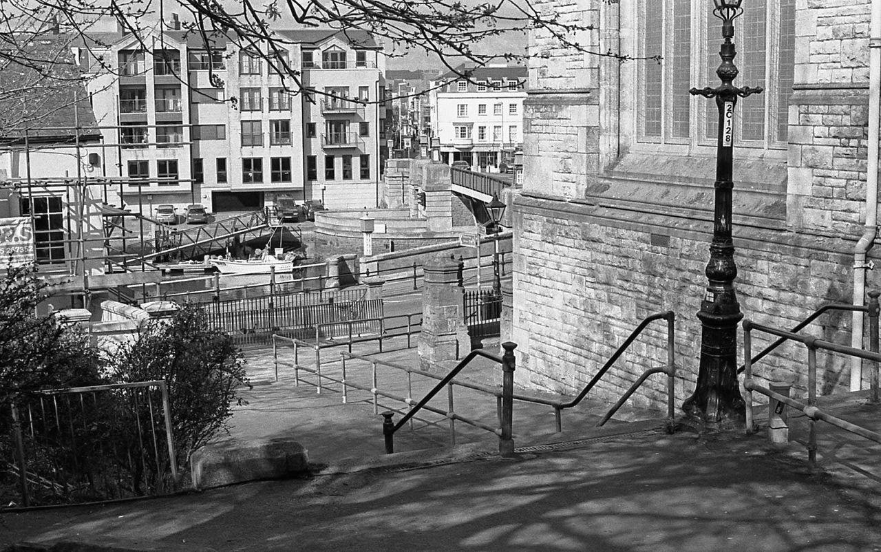 Olympus OM 10 Kodak T-max 400 Black & White Film Photography 35mmfilmphotography Weymouth Dorset