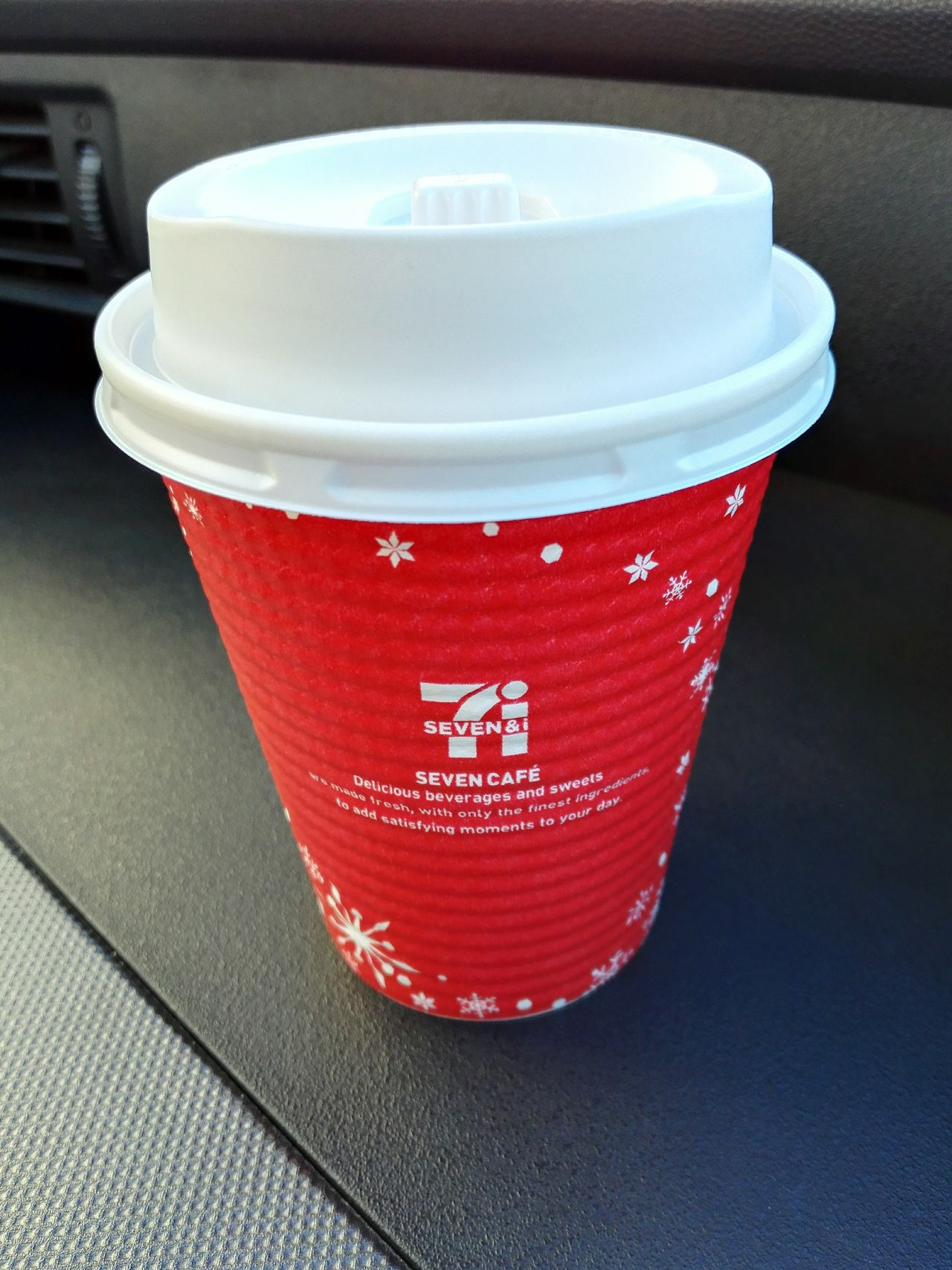 Red Day Japan Japanese  Food And Drink Coffee Cup Coffee Convenience Convenience Food コーヒー Coffee Coffee Time