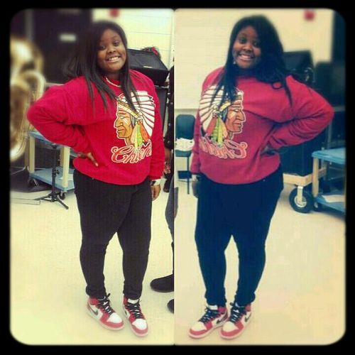 Smile Girl Red Pretty Jays Instagram Jordan's