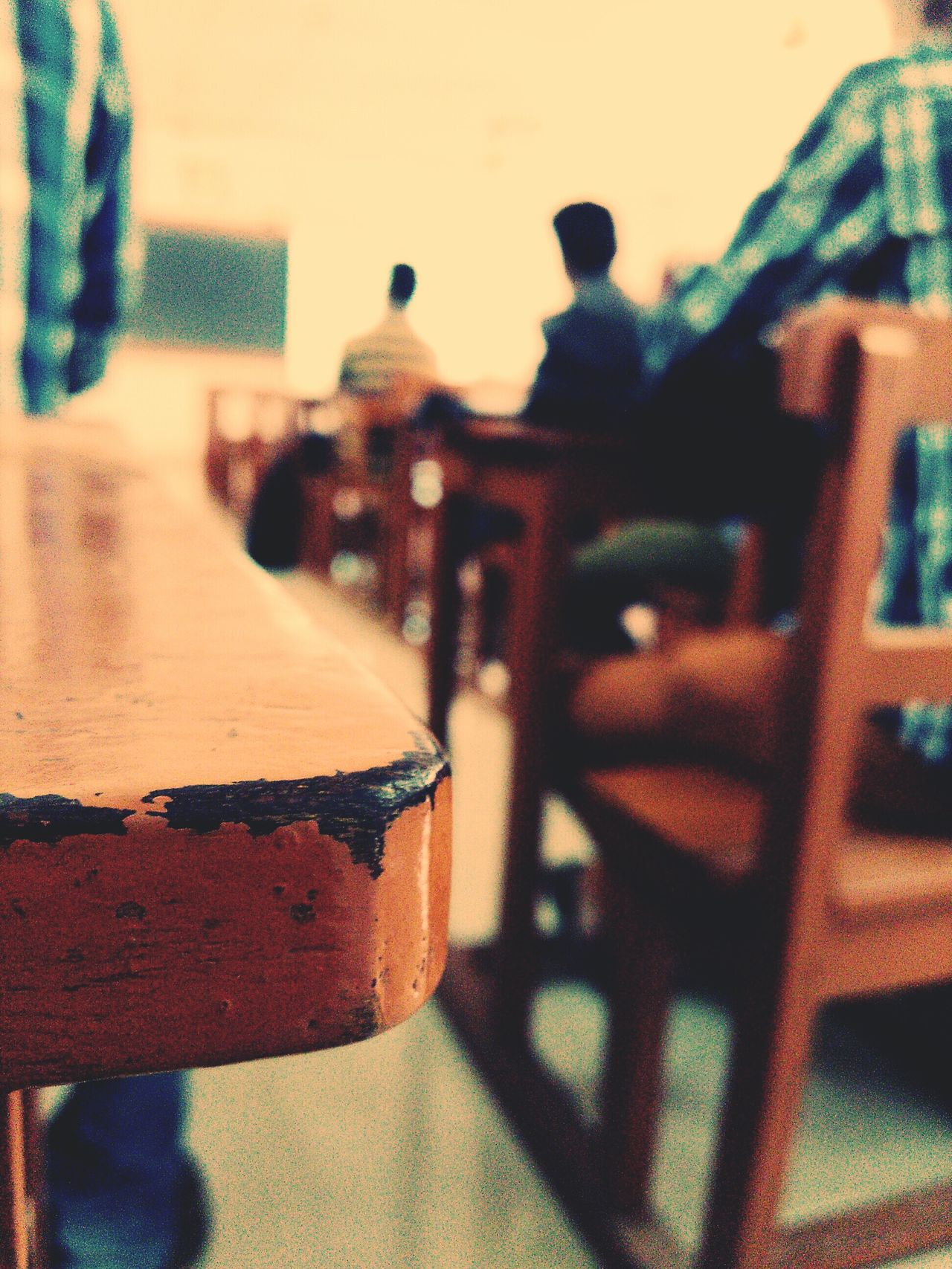 Classroom Classmates Discipline Bit Bored. Yet Love It