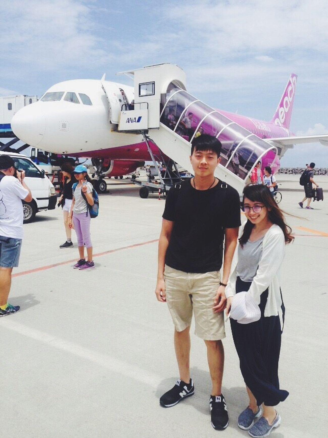 第一次搭廉價航空自助旅行~樂桃飛機好可愛✈️なはしOkinawa ~ OKINAWA, JAPAN Travel Hello World Travel