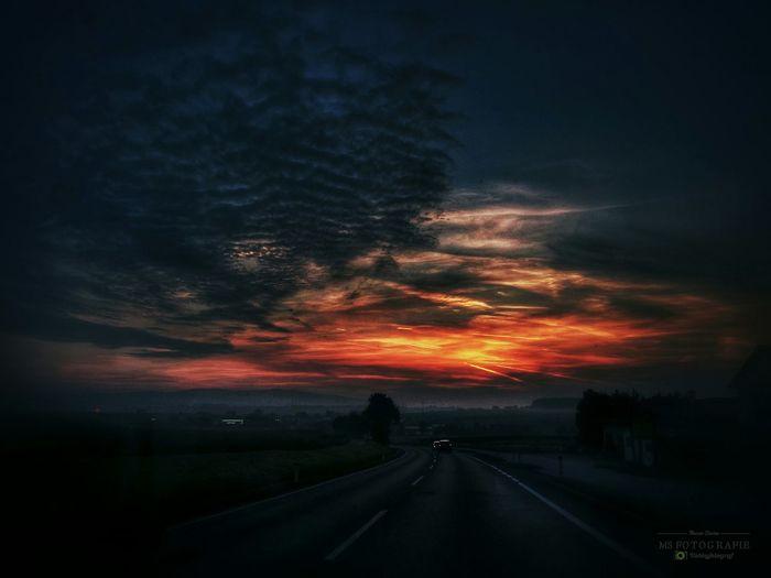 Sunset Mornings Photograph Msfotografie