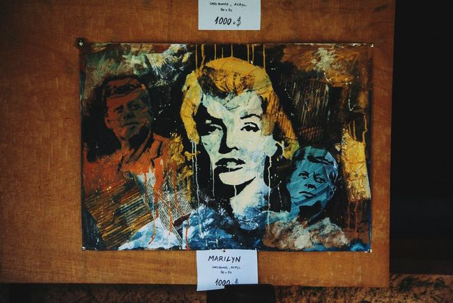 Monroe ❤️ Pic Picture Monroe Ubud Woman Beautiful Art ArtWork Colors Color Of Autumn Bali Love
