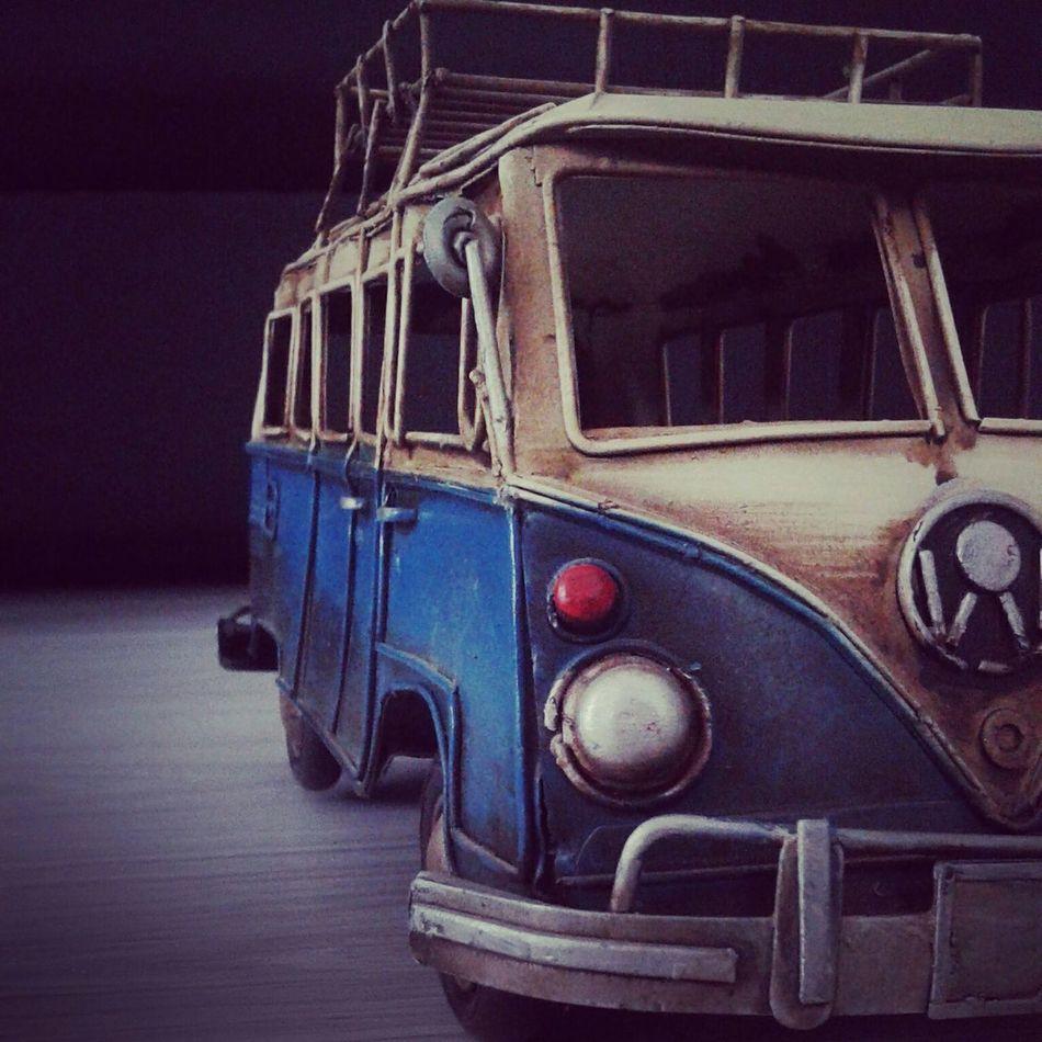 Relaxing Vosvos Car Karavan Old Eski Tumblr Photography