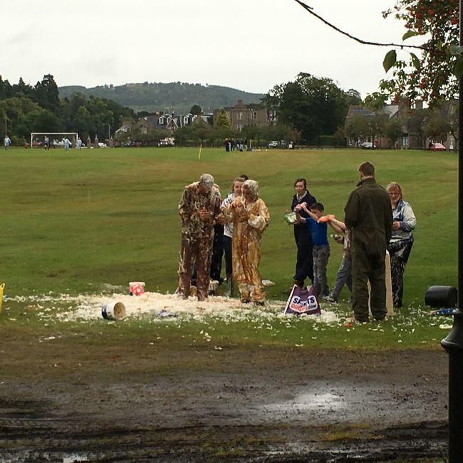 A Blackening Aboyne ritual Ritual Wedding
