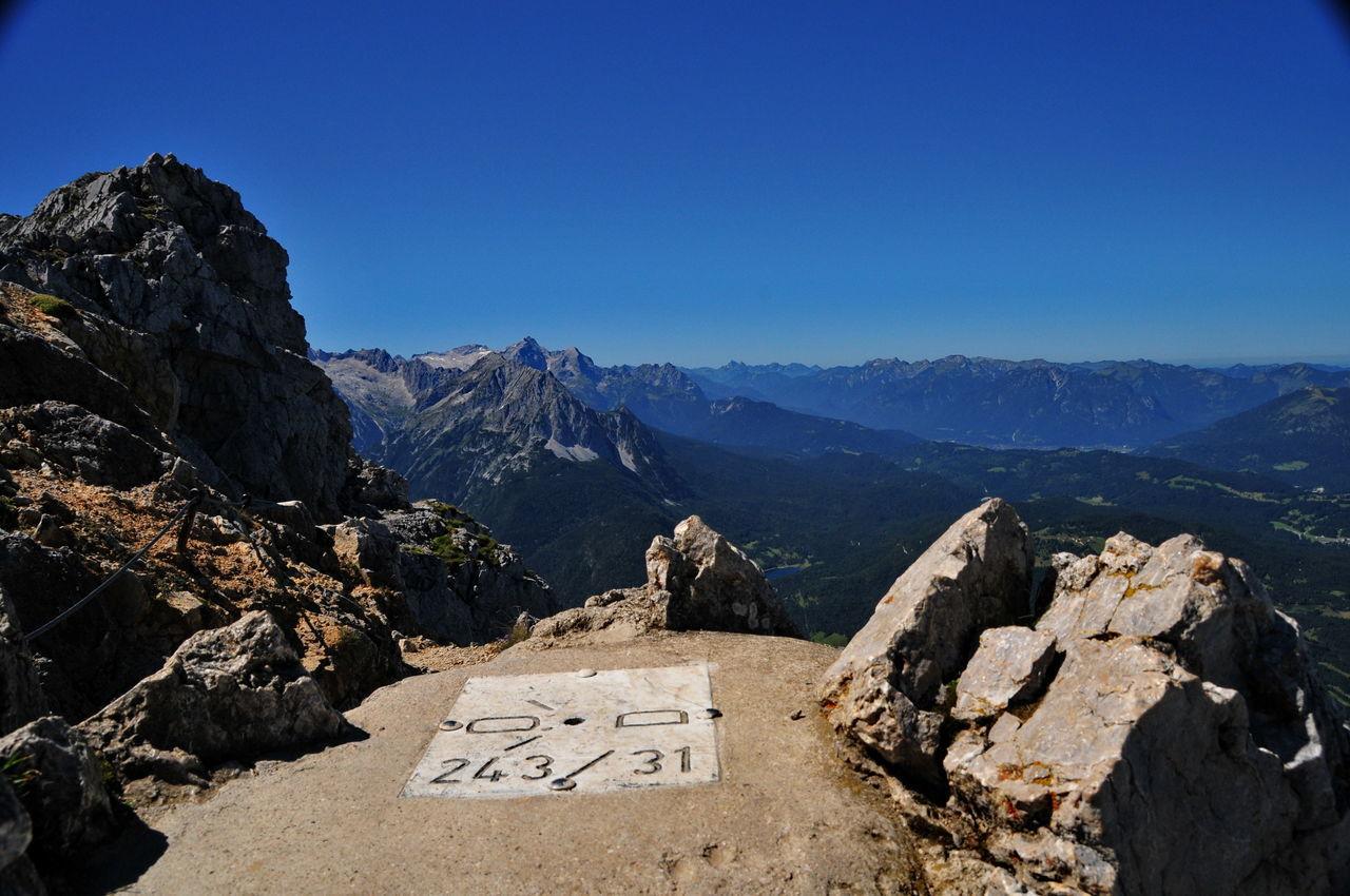 Blick2 Beauty In Nature Day Karwendel Karwendelblick Mountain Mountain Range Nature No People Outdoors Scenics