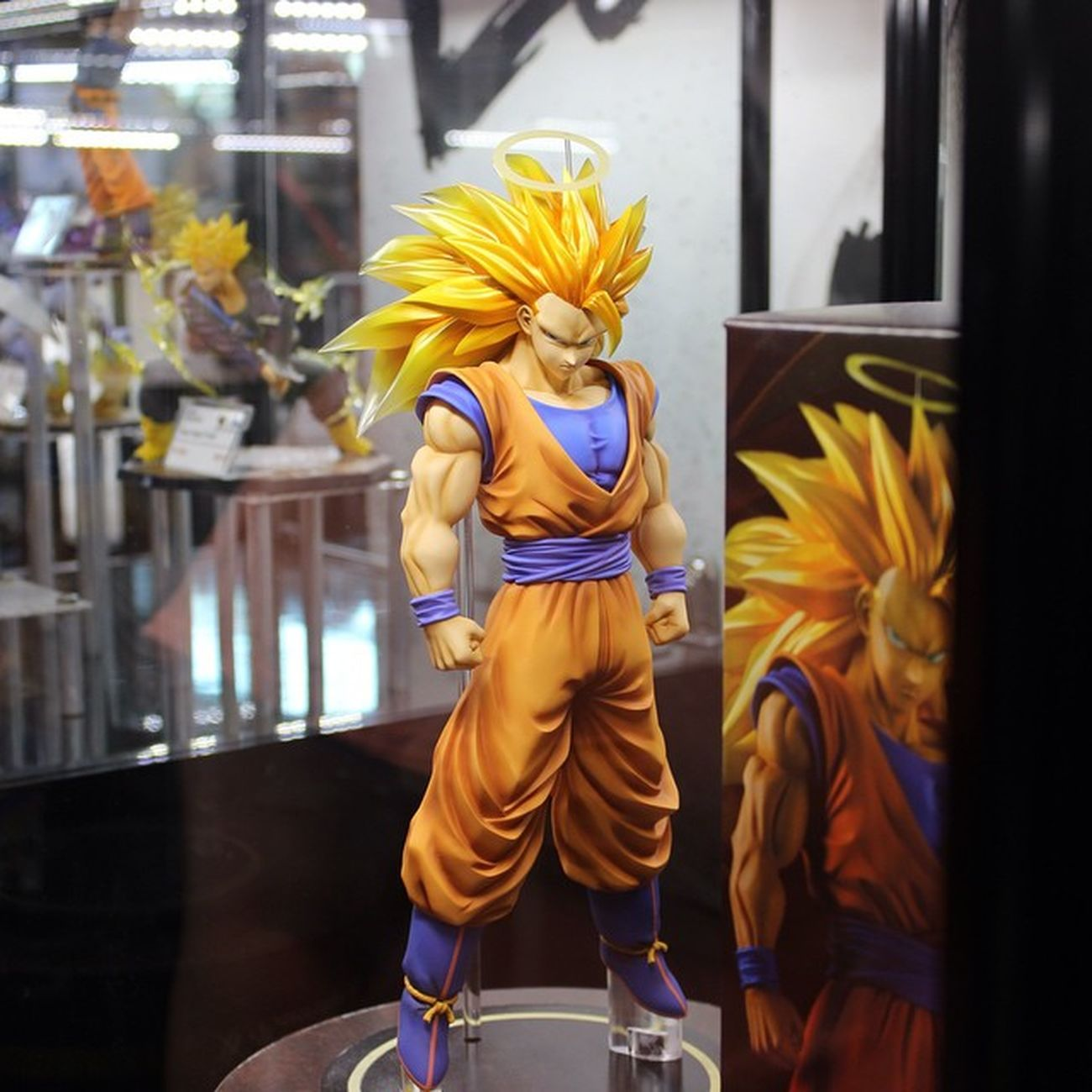 Super Sayian 3 Goku from Figuartszero
