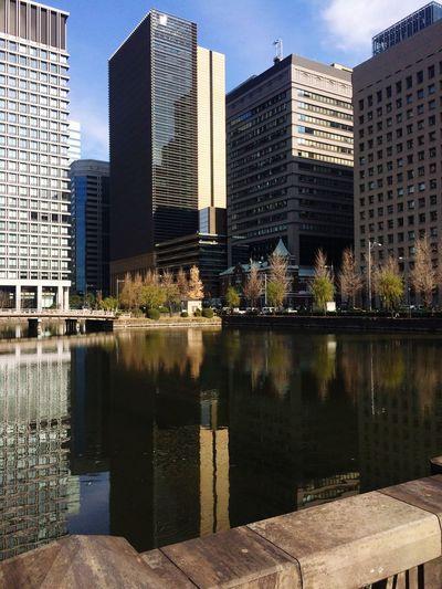 Old vs New in Tokyo