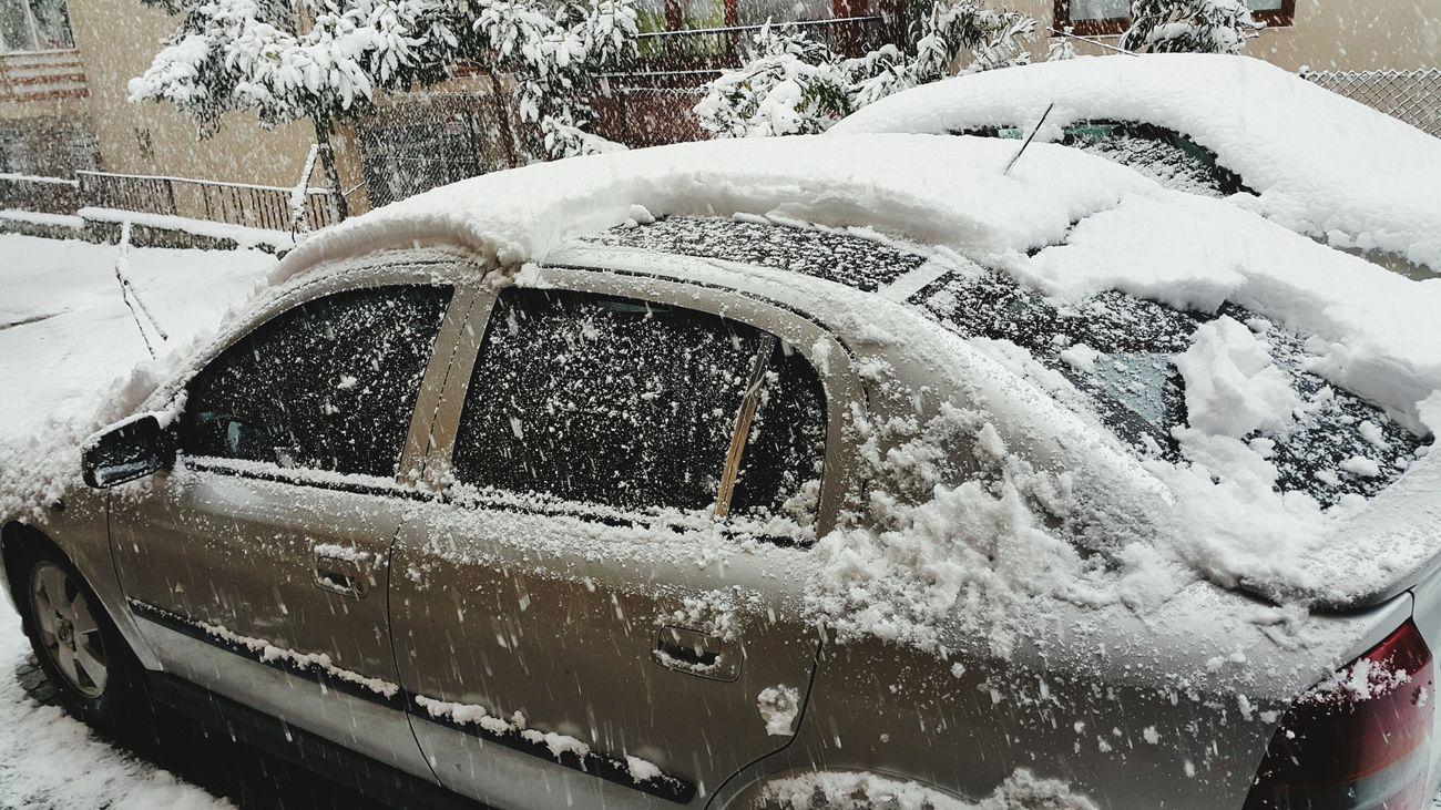 Hi! Opel Astra Astra Snow ❄ ızmit Sweet Eye4photography  Turkey Enjoying Life Check This Out