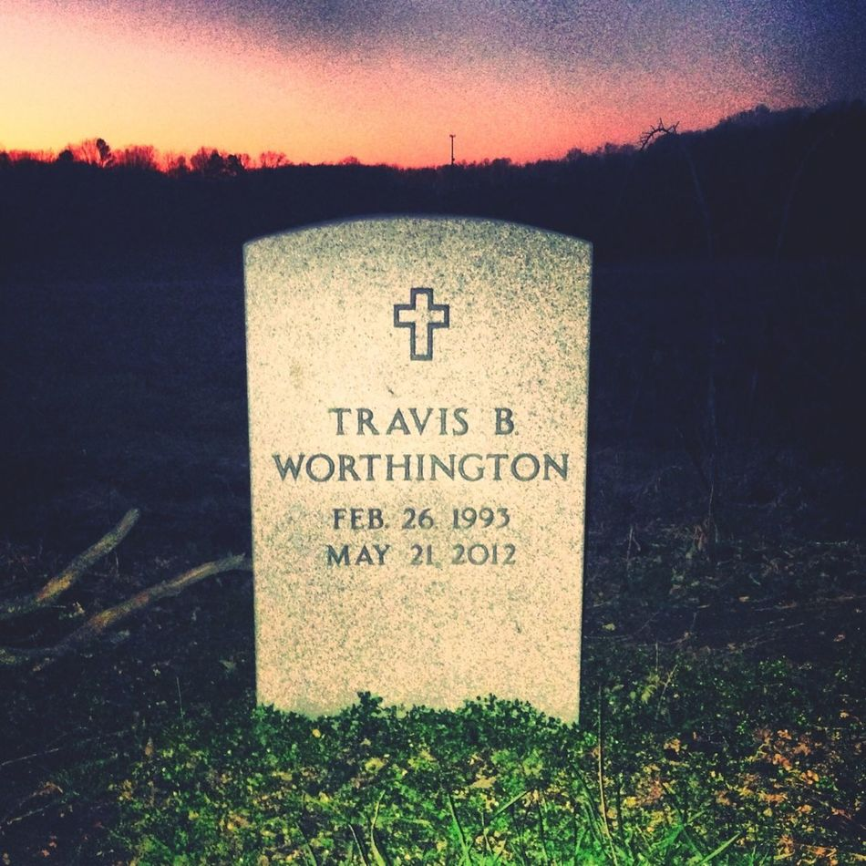Missing you everyday Travis <3