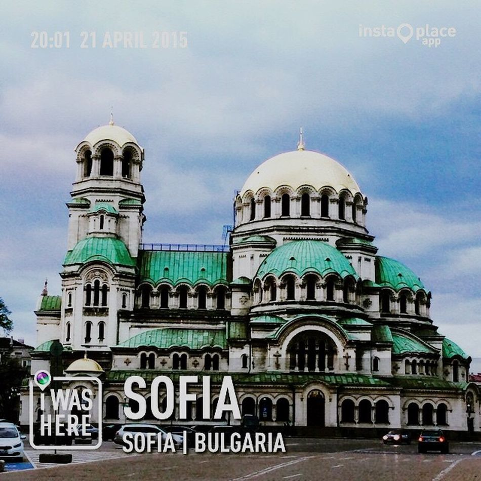 My Bulgaria Travel Series : Sofia, Bulgaria Historical Monuments Travel Photography Solotraveler Holy Place By Myself Landscape Lizara ❤️ ✨💋✨❤️✨