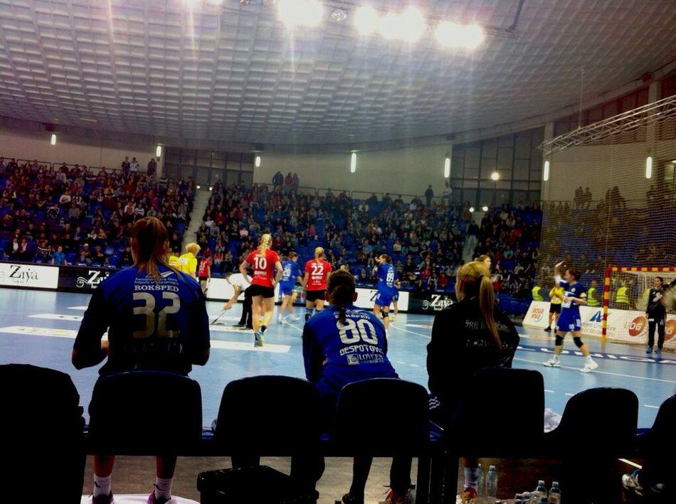 Podgorica, Montenegro Sports Photography Handball Buducnost Sport Katarinabulatovic