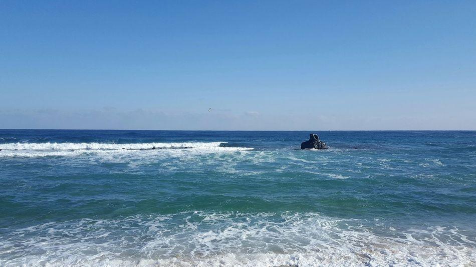 Nature Outdoors Landscape Sea Horizon Over Water Sky Scenics Wave No People Gangreung Korea