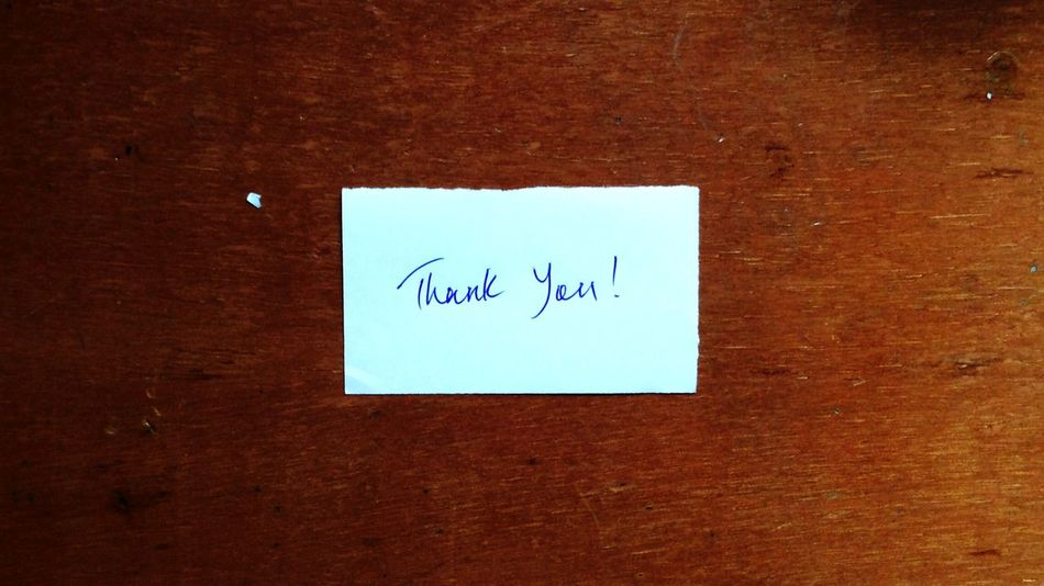 Beautiful stock photos of thank you, Communication, Day, Gratitude, Handwriting
