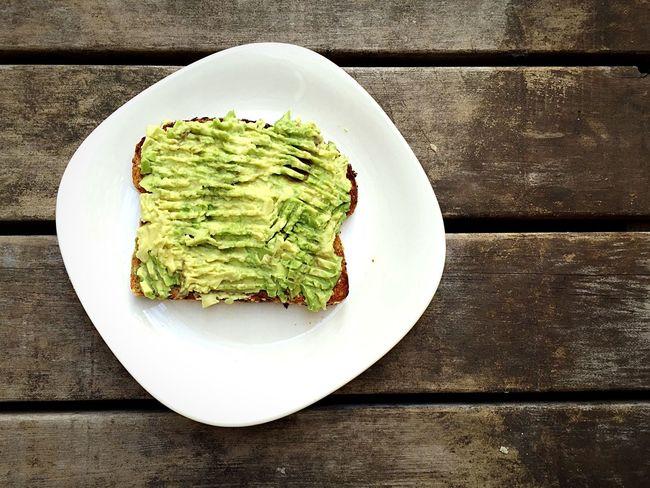 Had avocado toast for breakfast every morning in SF Breakfast Toast Yummyinmytummy
