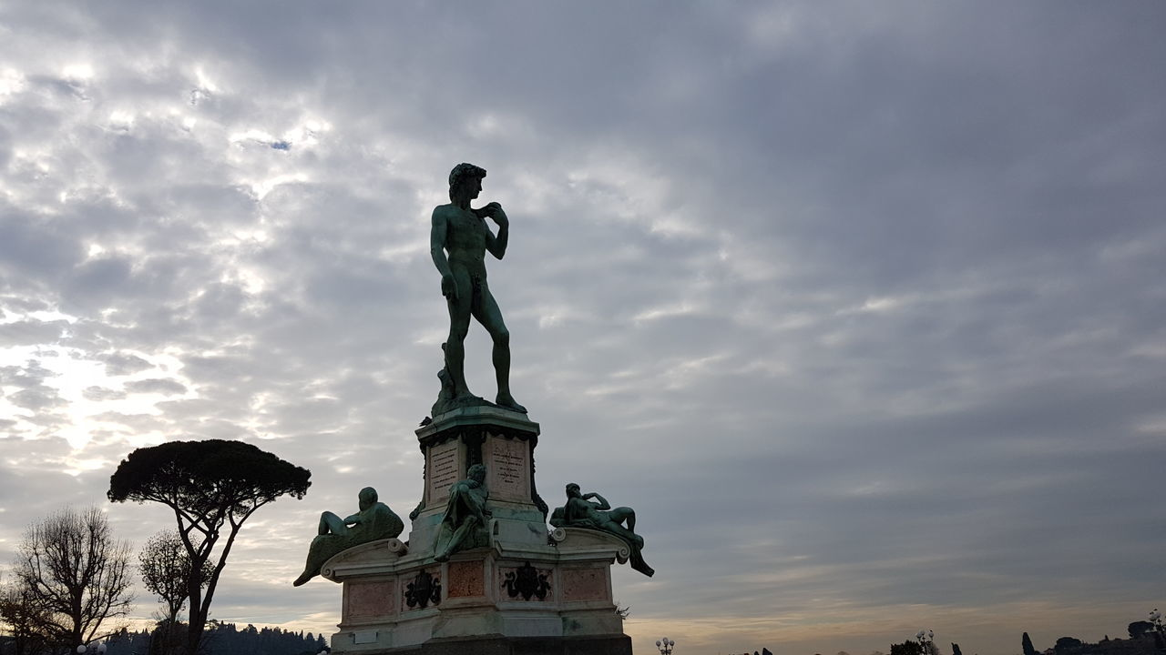Statue. Statue Sculpture Travel Monument No People Travel Destinations Italy🇮🇹