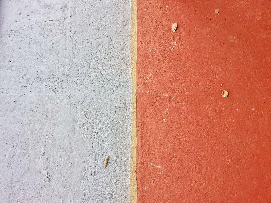 Textured  No People Outdoors Day Backgrounds Close-up Orange Yellow Grey Pavement