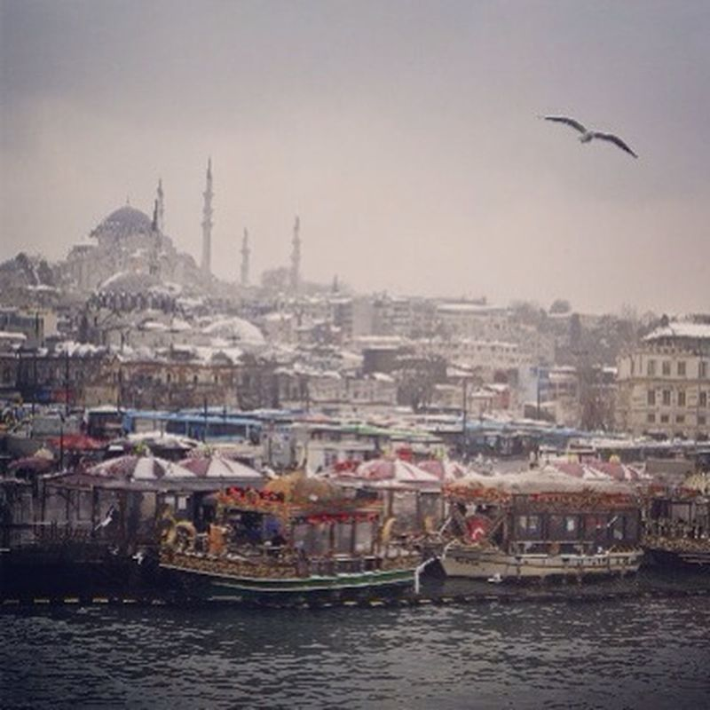 Istanbul by Ceyl