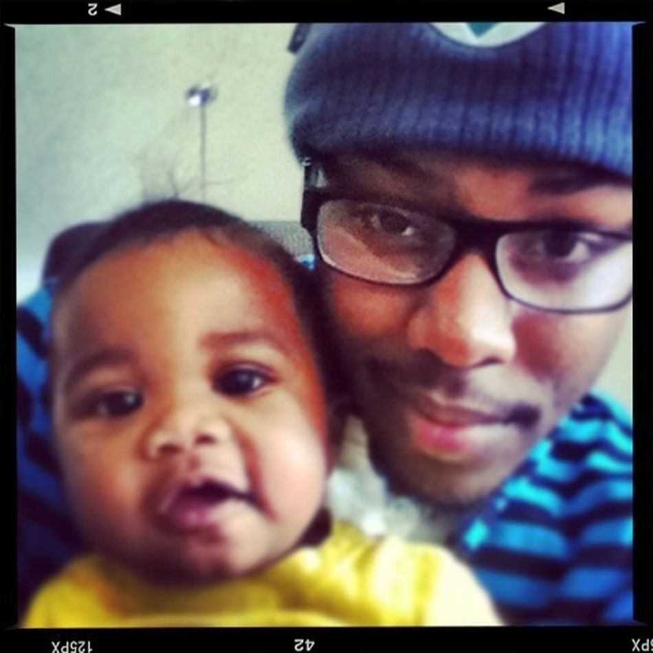 Me And Lil Man