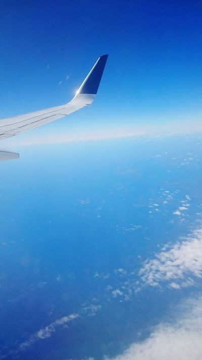 From An Airplane Window Traveling Bucharest Airplane Relaxing Enjoying The Sun Enjoying Life Beautiful Day Hopeful :) <3 Sunshine
