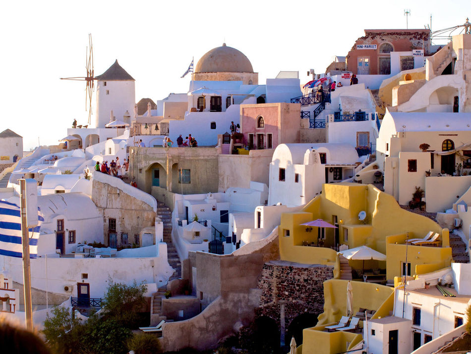 Beautiful stock photos of greece,  Architecture,  Building Exterior,  Built Structure,  City