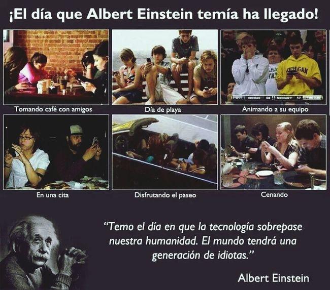 Albert Einstein Sabio