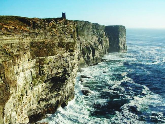 Marwick Head Cliffs Cliffs Orkneyislands Orkney Orkneyisles Lifeasiseeit Johnnelson Scotland The KIOMI Collection Wave Water Blue Wave Landscape
