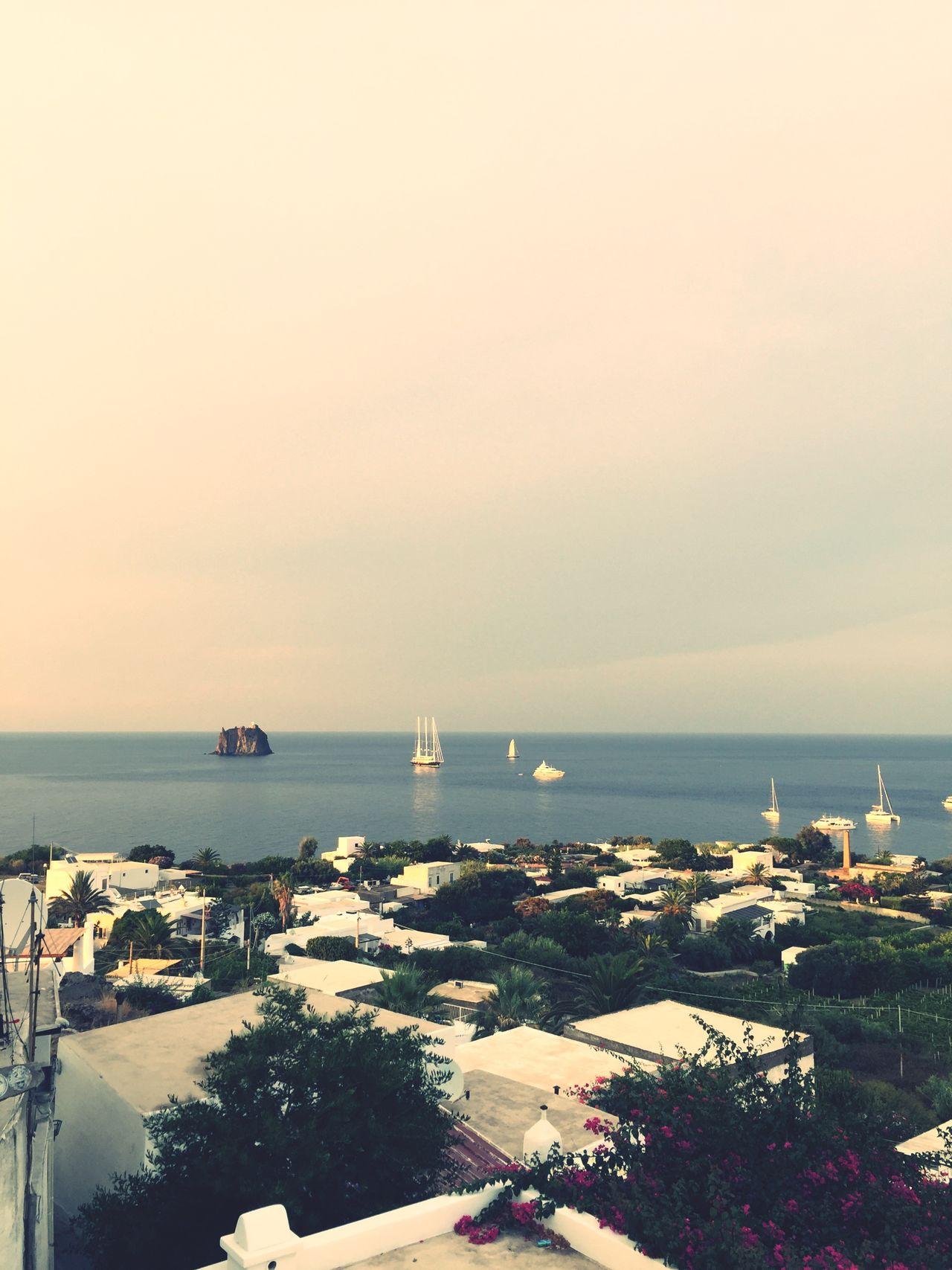 Enjoying The View Seascape Illes Balears