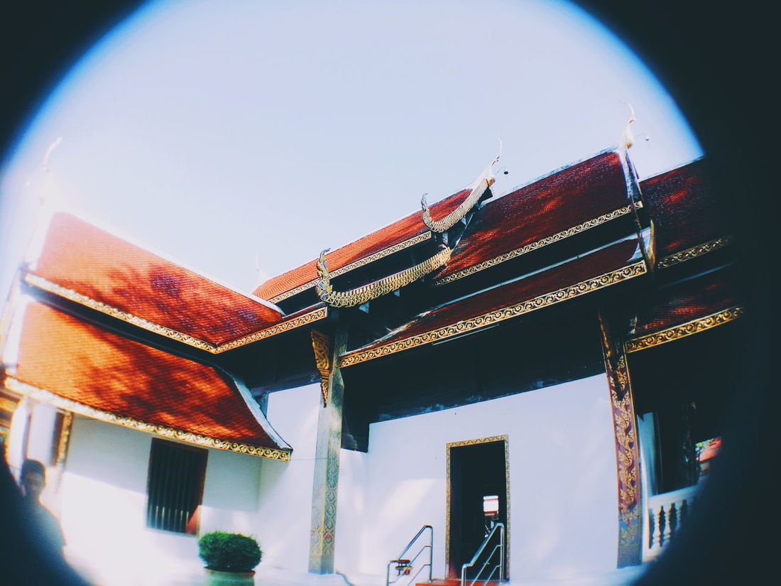 Temple🙏 Temple Temple - Building Chaing Mai Thailand