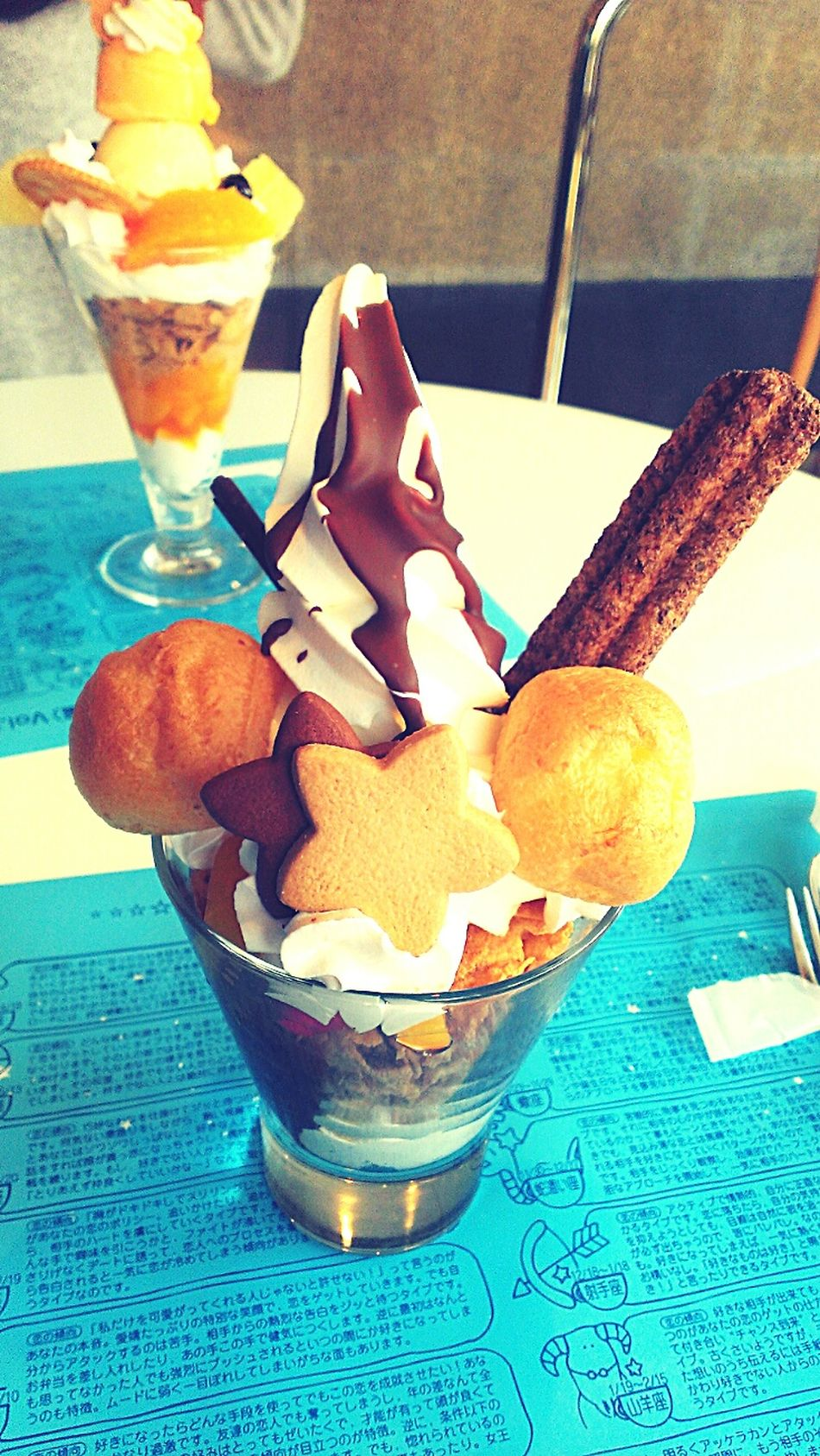 Ikebukuro Cafe Food Sweet 池袋milky Way