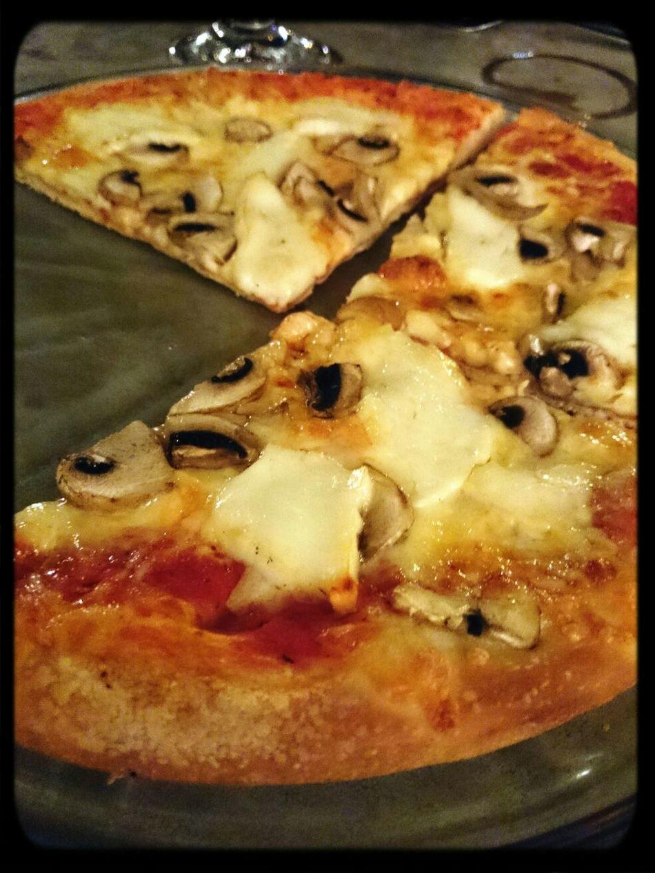 Afterwork el tiempo de Comer... ;) esta noche Pizza