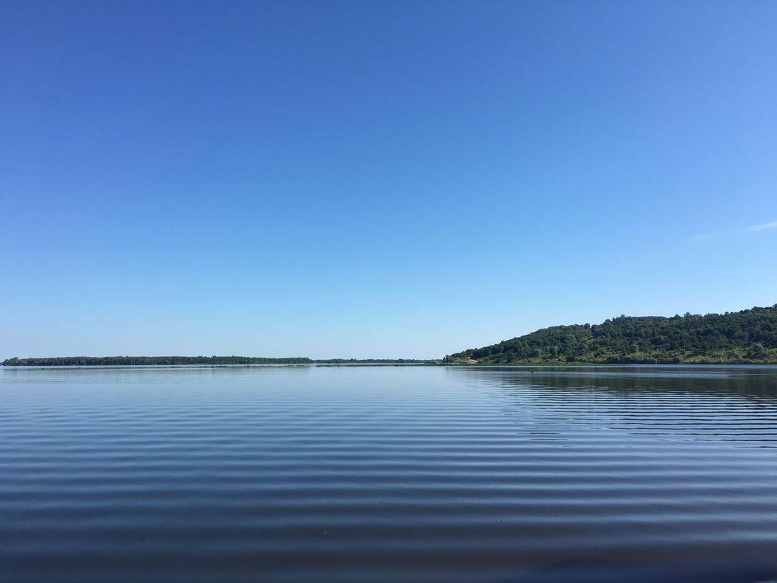 River Volga River Natural Beauty Iloverussia Russia