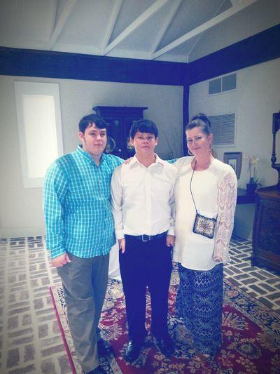 Proudmother Nieces Wedding My Sons EyeEm