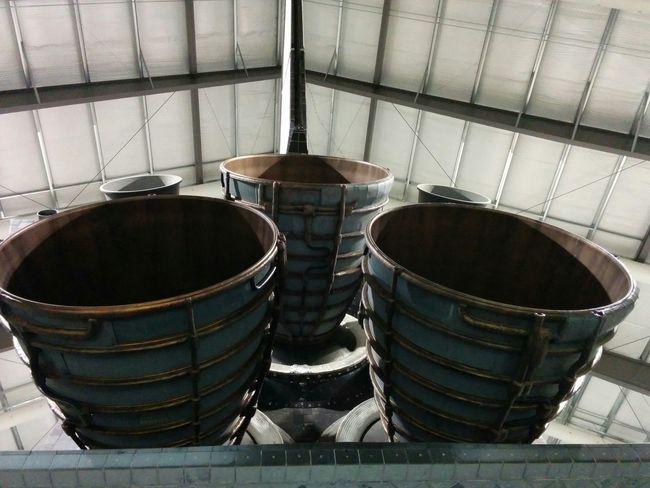 Endeavour Sciencecenter Expositionpark DowntownLA Blastoff Rocket SpaceShip