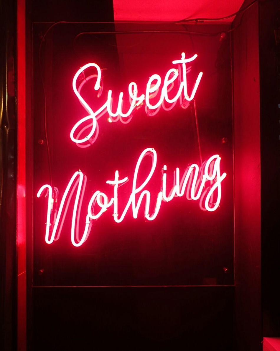Welcome To Black Neon Sign Neon Neon Pink Sweet NOthIng Sweet Nothing Milkshakes Waffles Gastro Park Food Park Kapitolyo Pasig Food Park Olympus TG-4 Photography Evening EyeEm Diversity Art Is Everywhere