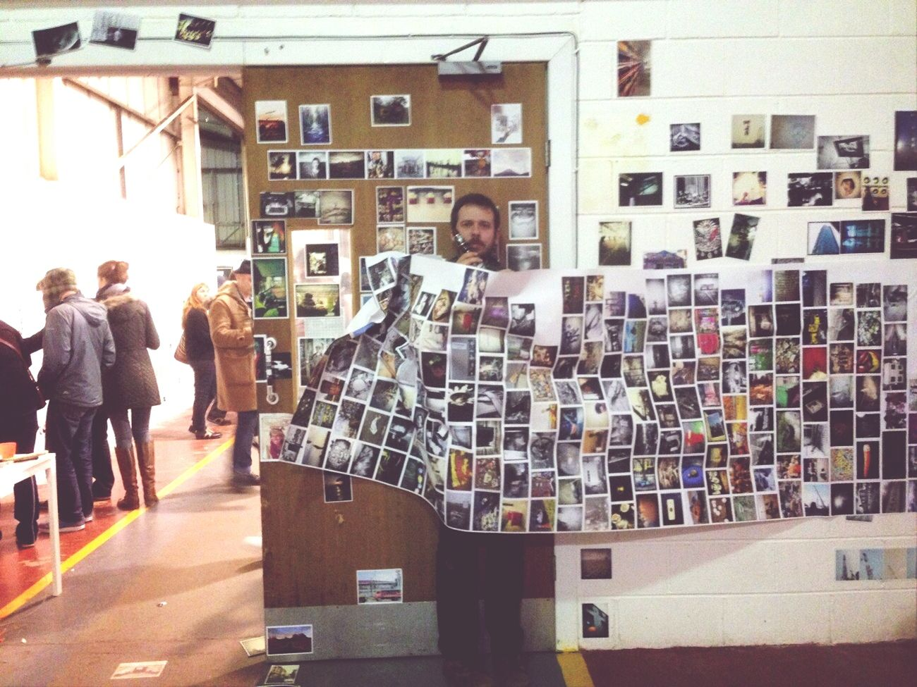 After printing more than 6000 of your photos in 30 days, our friend & EyeEm Ambassador Misho Baranovic celebrated in style at Format Festival in Derby, UK. Want to know if your photo was part of it? Check our blog for the complete list of participants. The Press - Treasure The Press - Work The Press - Trash