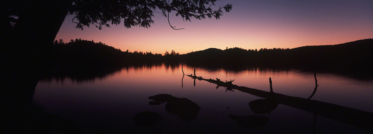Adirondack sunset.... Adirondack Mountains Adirondack , New York, USA Sunset Check This Out Relaxing Beautiful Beauty In Nature