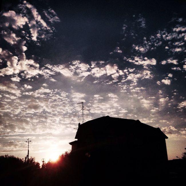 Sunset ❤️?