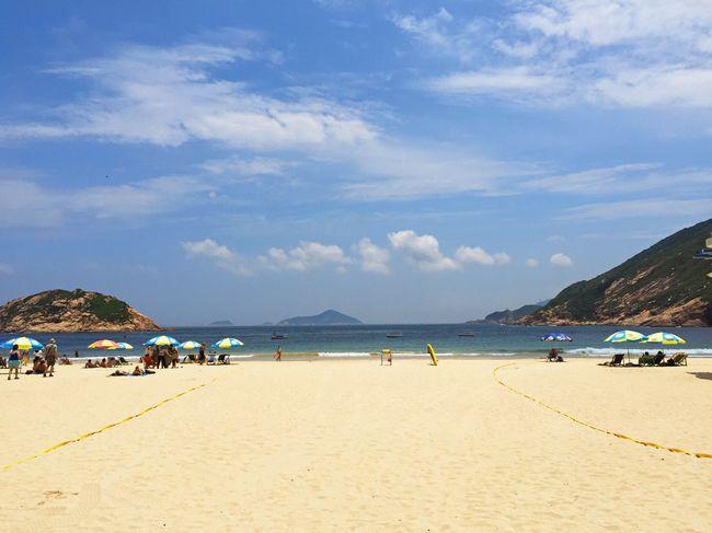 Beach Hong Kong EyeEm Hong Kong Travel Sunny