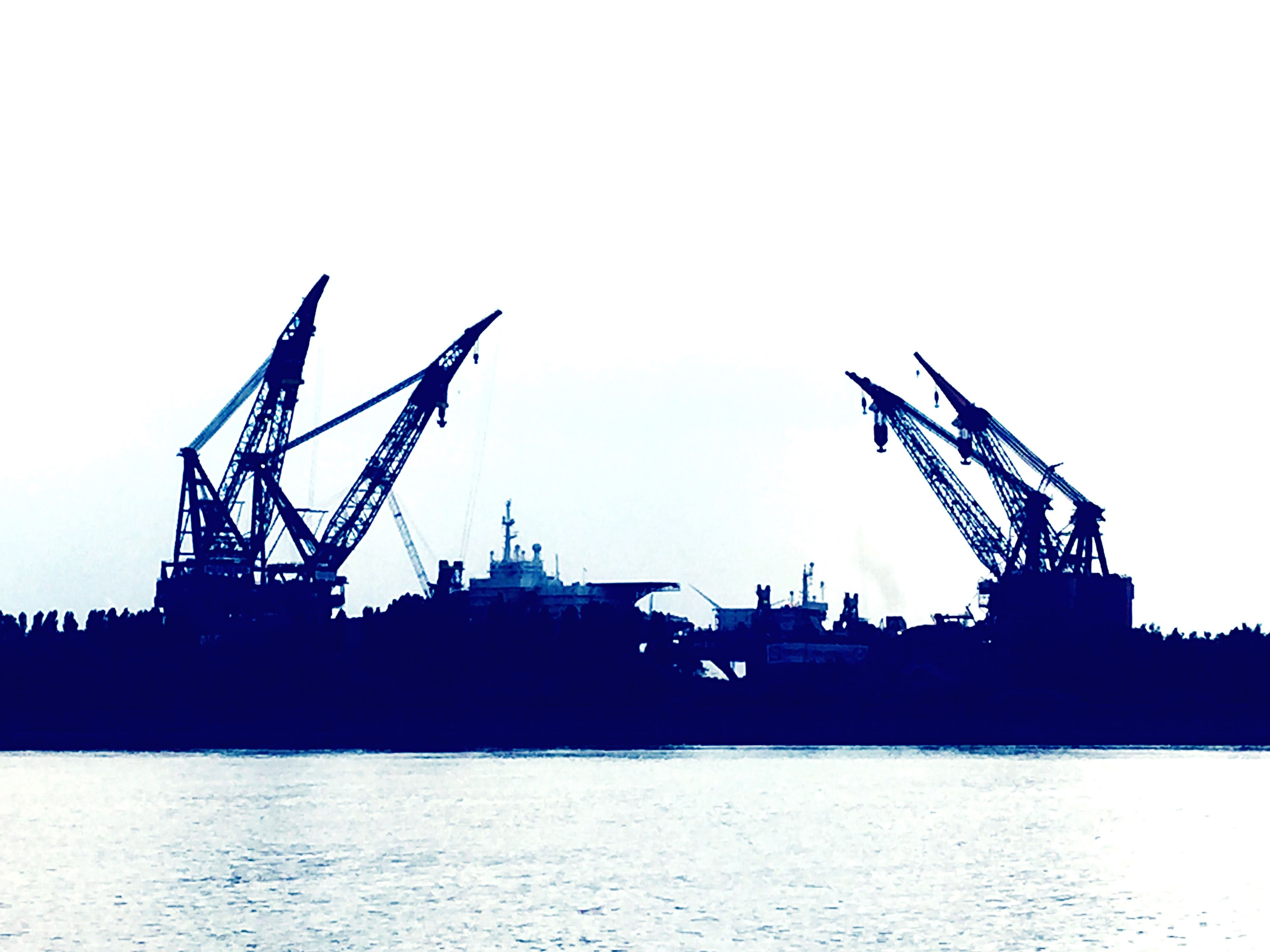 Europoort Haven Rotterdam