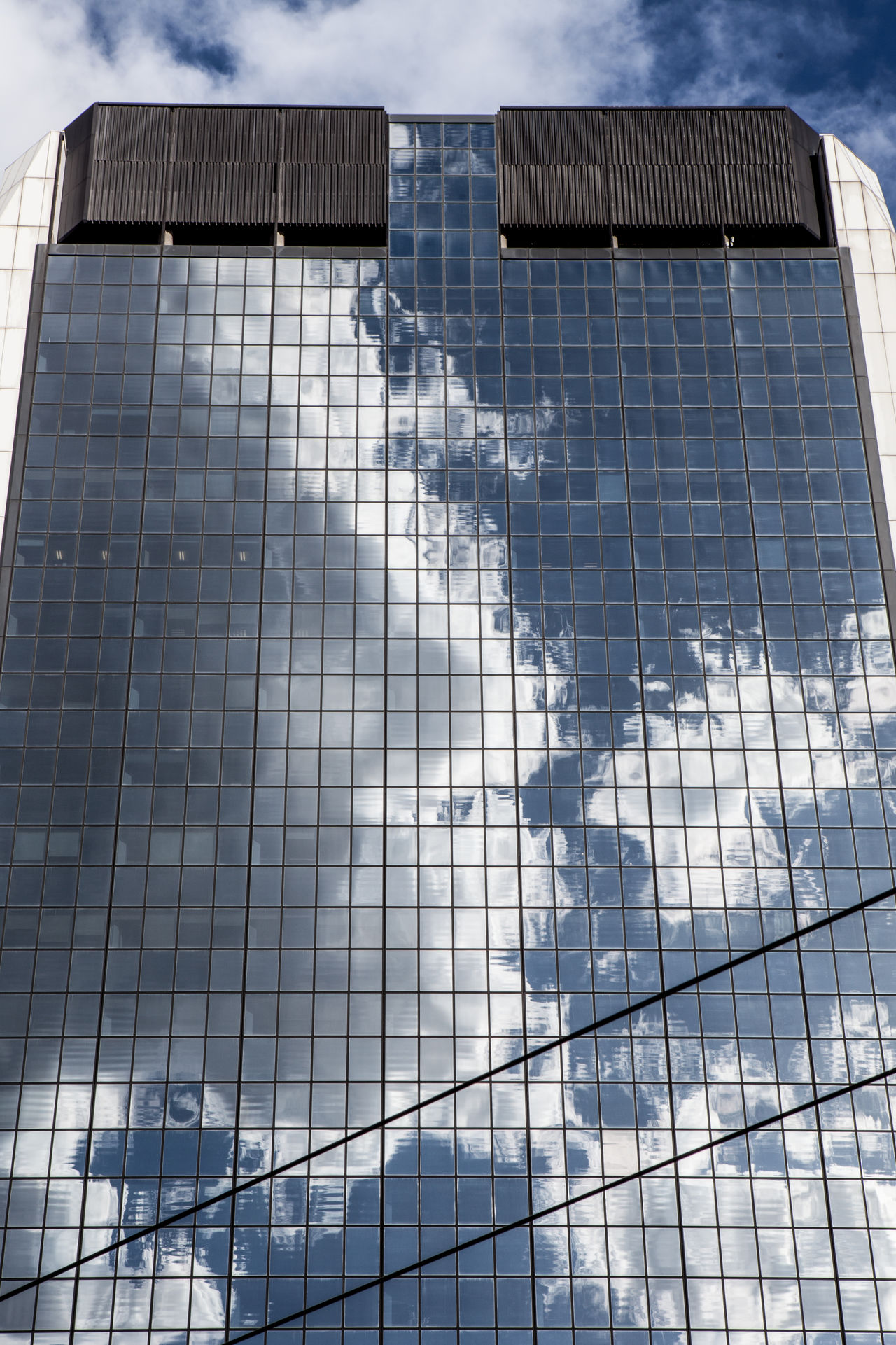 WTC Genova Architecture Building Exterior City Clouds Clouds And Sky Day EyeEm Best Shots EyeEm Gallery Grid No People Office Building Exterior Outdoors Reflection Sky Sky And Clouds Skyscraper Skyscrapers Skyscrapers In The Clouds Solar Panel