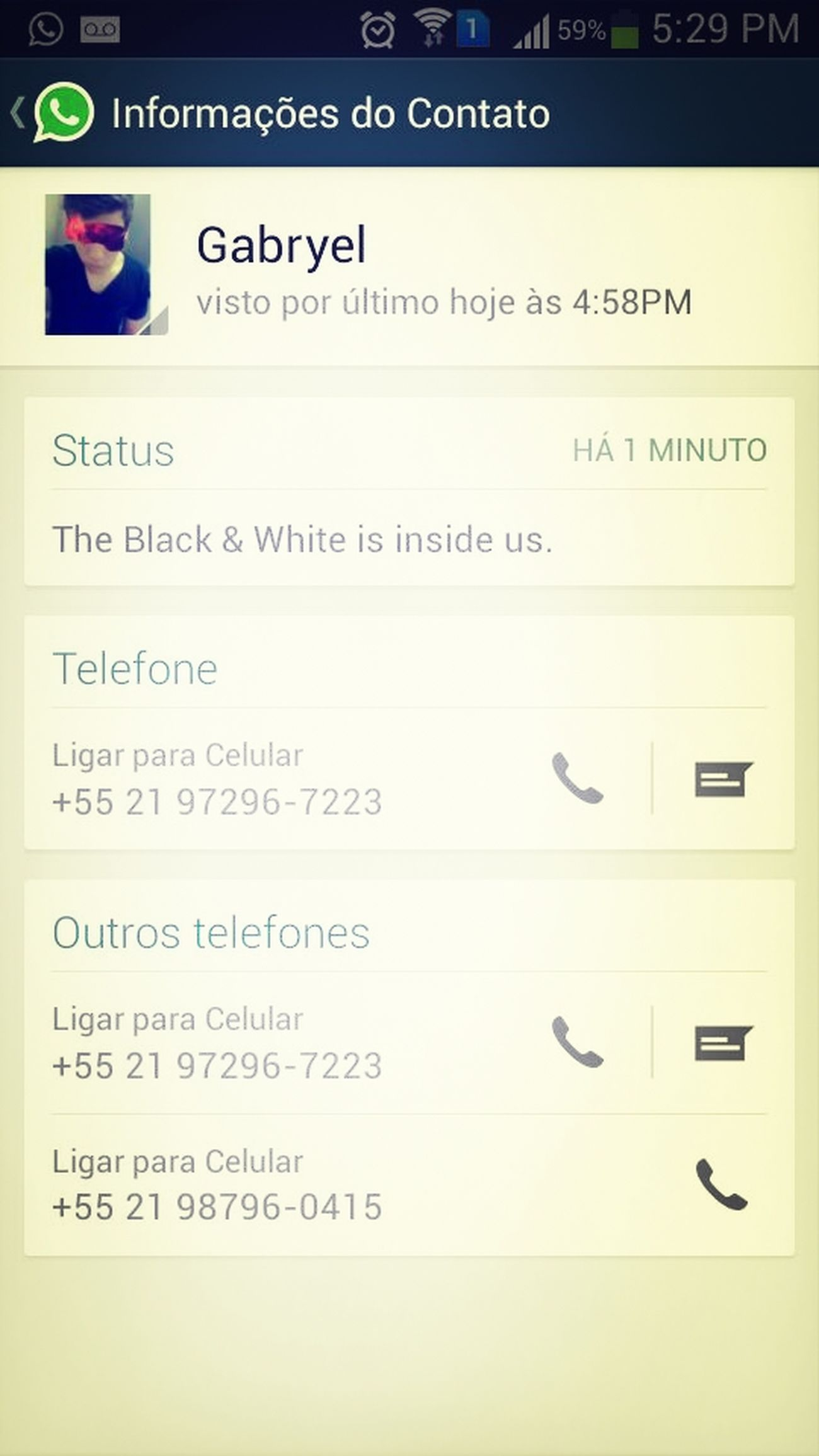 Add Me On Whatsapp WhatsApp Whatsapp Status Messaggiwhatsapp Meu whatsapp (My Whatsapp)