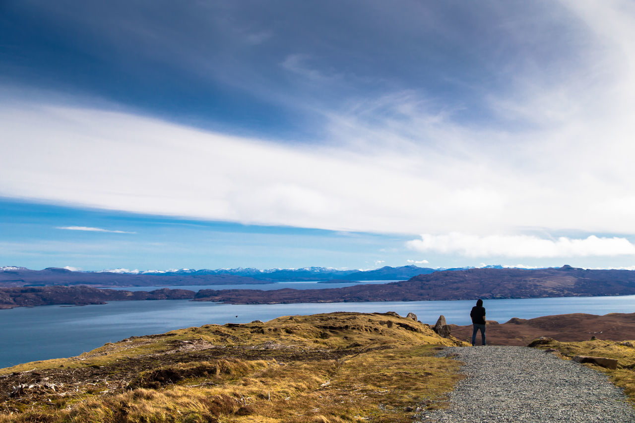Beautiful stock photos of scotland, Beauty In Nature, Day, Isle of Skye, Leading