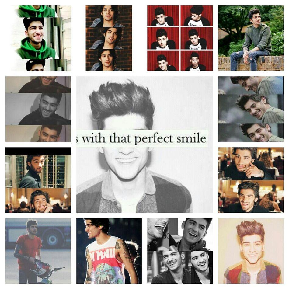 Guys with that perfect smile. Yoursmileistheperfection Zayn Jawaad Malik (: