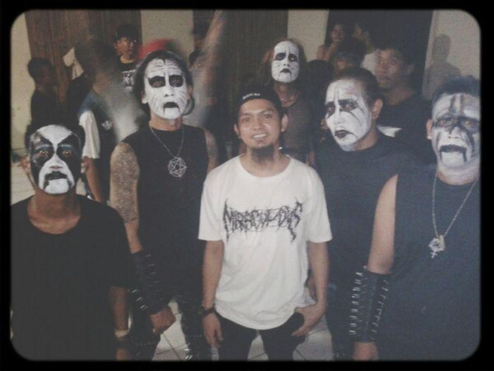 "with ""KEMENYAN"" Barbarian Makassar Black Metal"