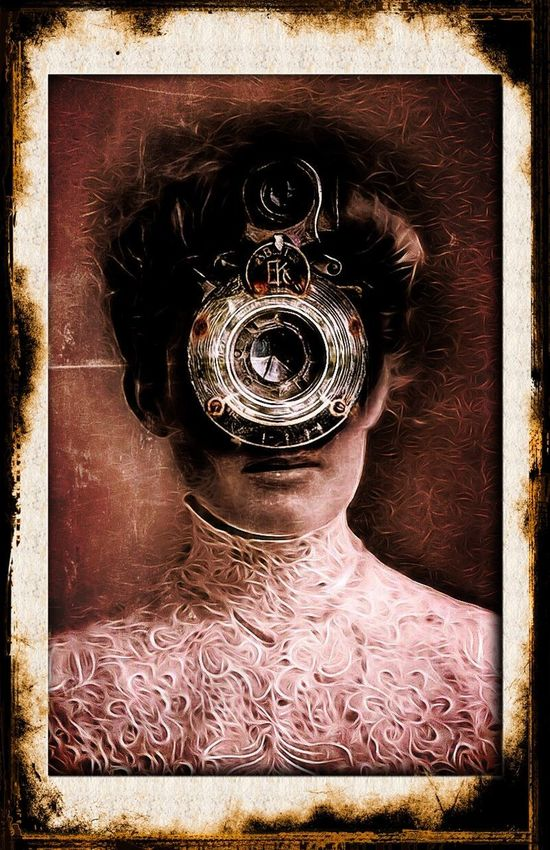 Madame Obscura Facial Experiments Photographic Approximation My Optic Nerve OpenEdit Face It In The Pursue Of The Absurd Nothing Is Holly AlterRealism Surrealism